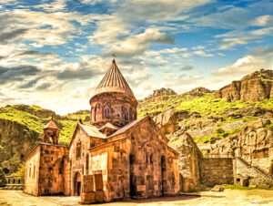 Garni, Geghard, lavash baking, Lake Sevan (Sevanavank)