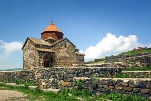 Озеро Севан (Севанаванк), Дилижан (старый город, Гошаванк, Агарцин)