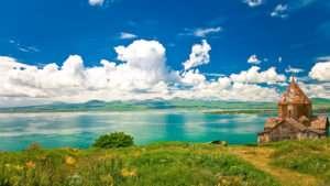 Озеро Севан, Севанаванк