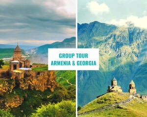 The charm of Armenia and Georgia