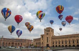 Обзорный тур по Еревану, Эчмиадзин (Рипсиме, Гаяне, Кафедральный Собор снаружи, Музей